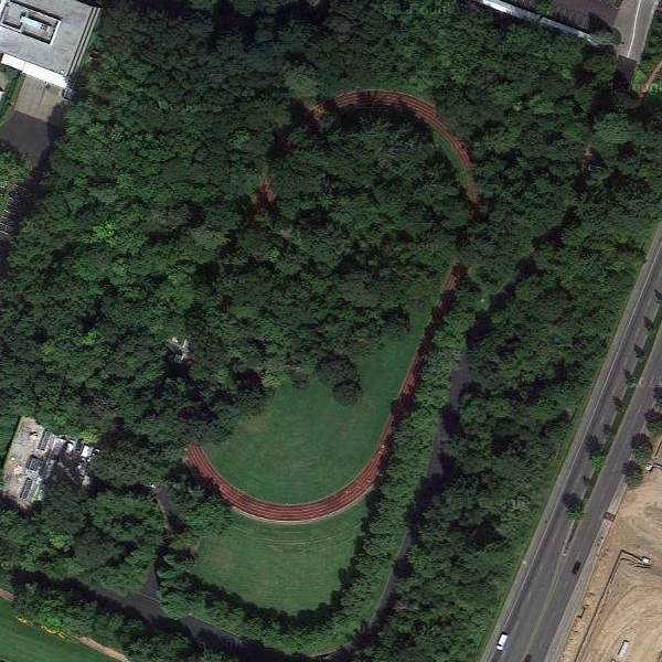 This is the track located on Nike's campus in Beaverton ...
