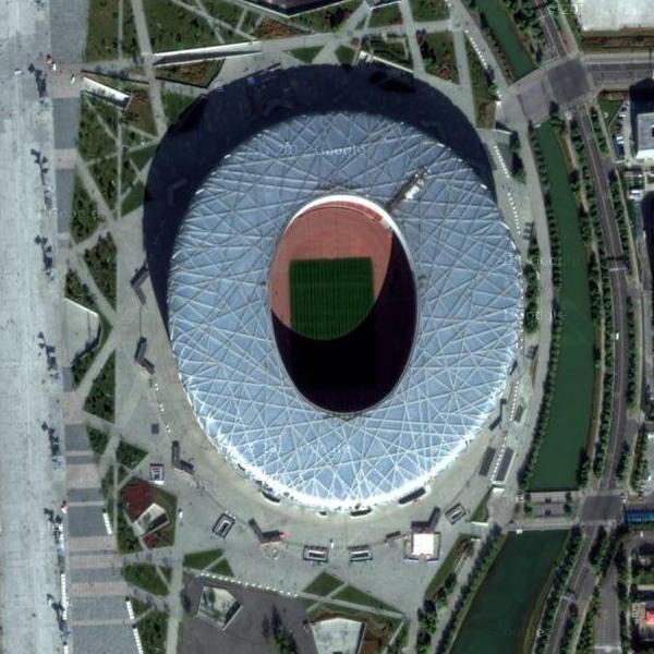 Beijing national stadium beijing china daily track pic for The bird s nest stadium