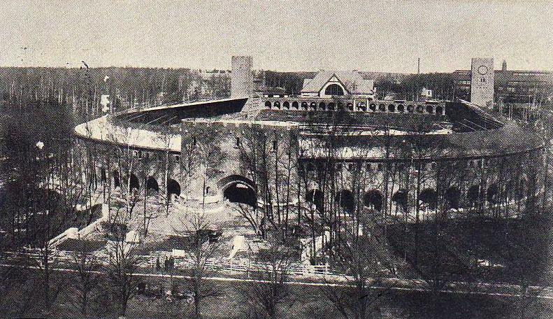 Αποτέλεσμα εικόνας για Stockholm Olympic Stadium 1912