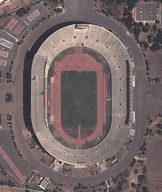 Stade Leopold Sedar Senghor