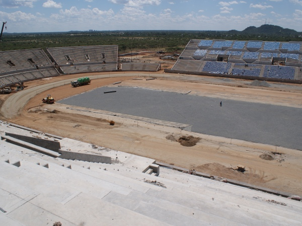 Francistown Botswana  City pictures : Francistown Stadium Francistown, Botswana | Daily Track Pic