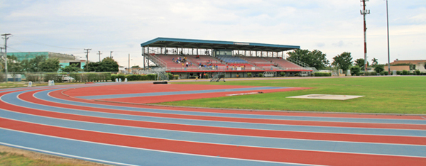 Cayman Islands Athletics Track And Field