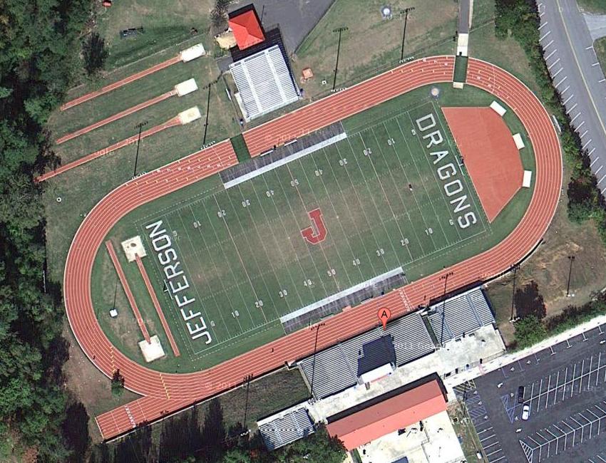 jeffco county stadium state track meet