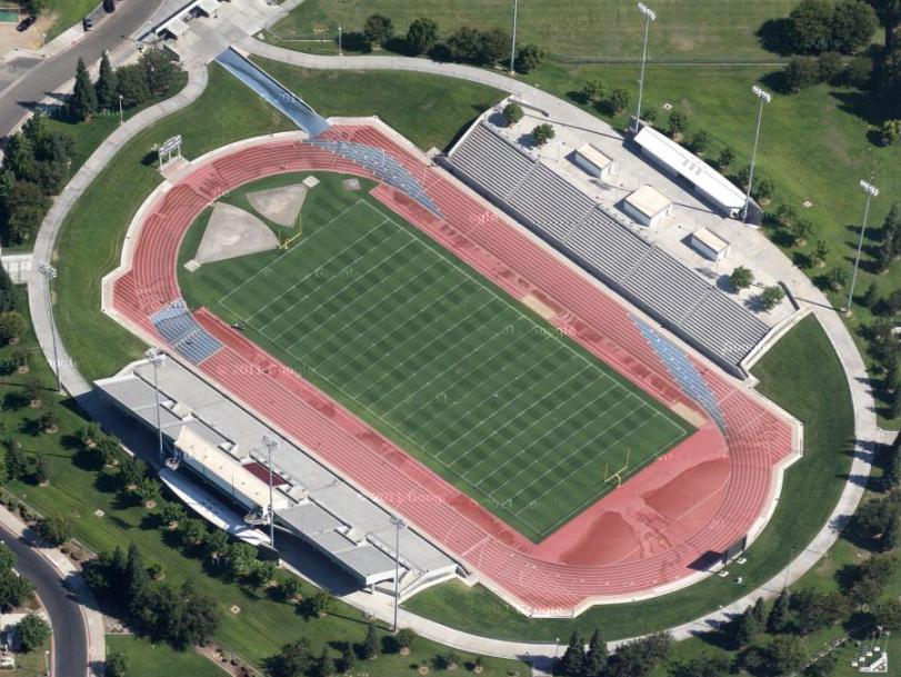 Veteran s Memorial Stadium