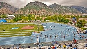 Clarence F. Robison Track & Field Stadium