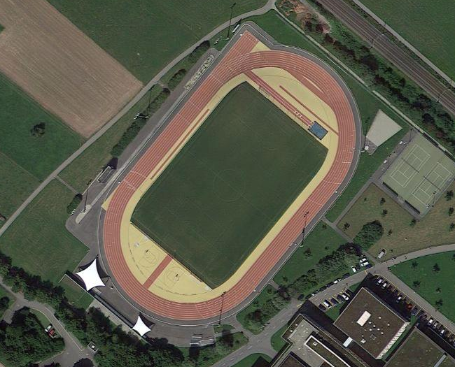 Nottwil Switzerland  city photos : Sportanlage Nottwil, Switzerland | Daily Track Pic