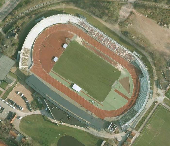 Fanny Blankers Koen Stadion