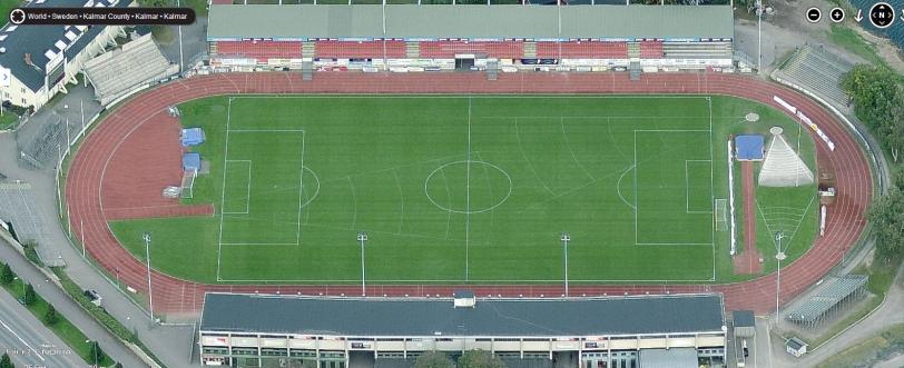 Fredriksskans Stadion