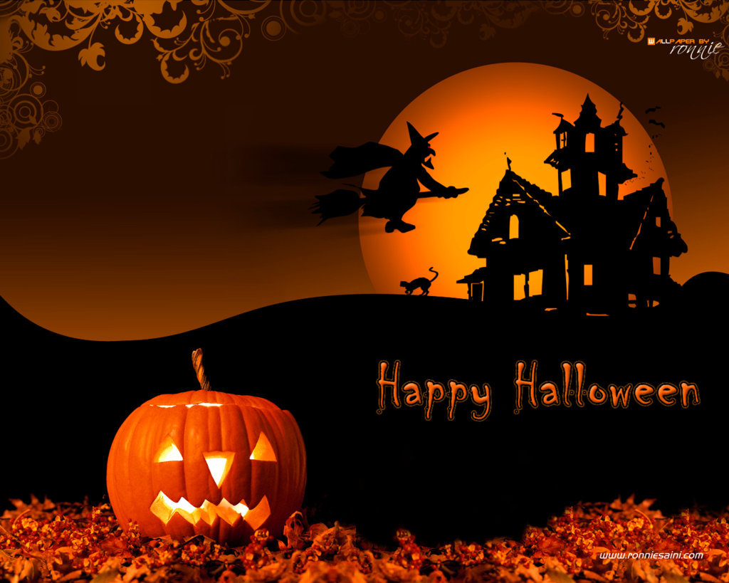 563 halloween hd wallpapers - photo #20