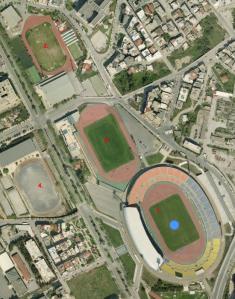 Kaftanzoglio Stadium area