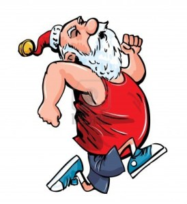 running-santa-cartoon