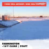 Farmington cold