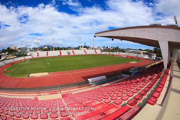 Stade Numa-Daly is a multi-use stadium in Magenta, Noumea, New Caledonia