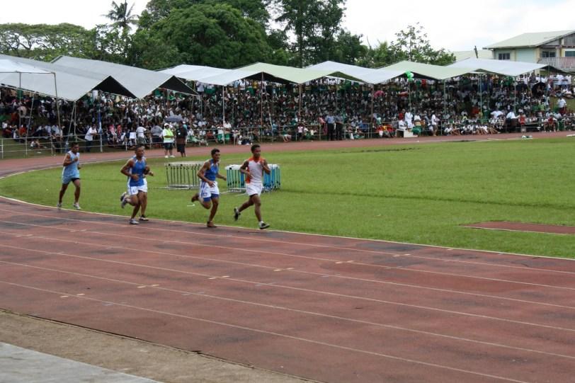 Tonga track