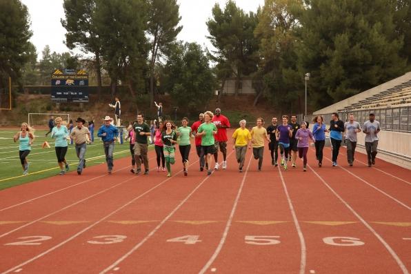 Amazing Race Ep1