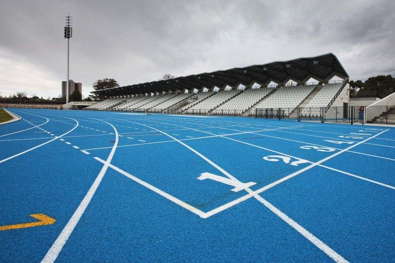 MPV. State Sports Stadium.