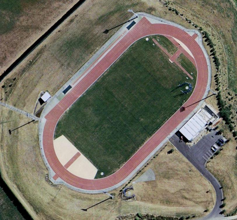 Manawatu Community Athletics Track