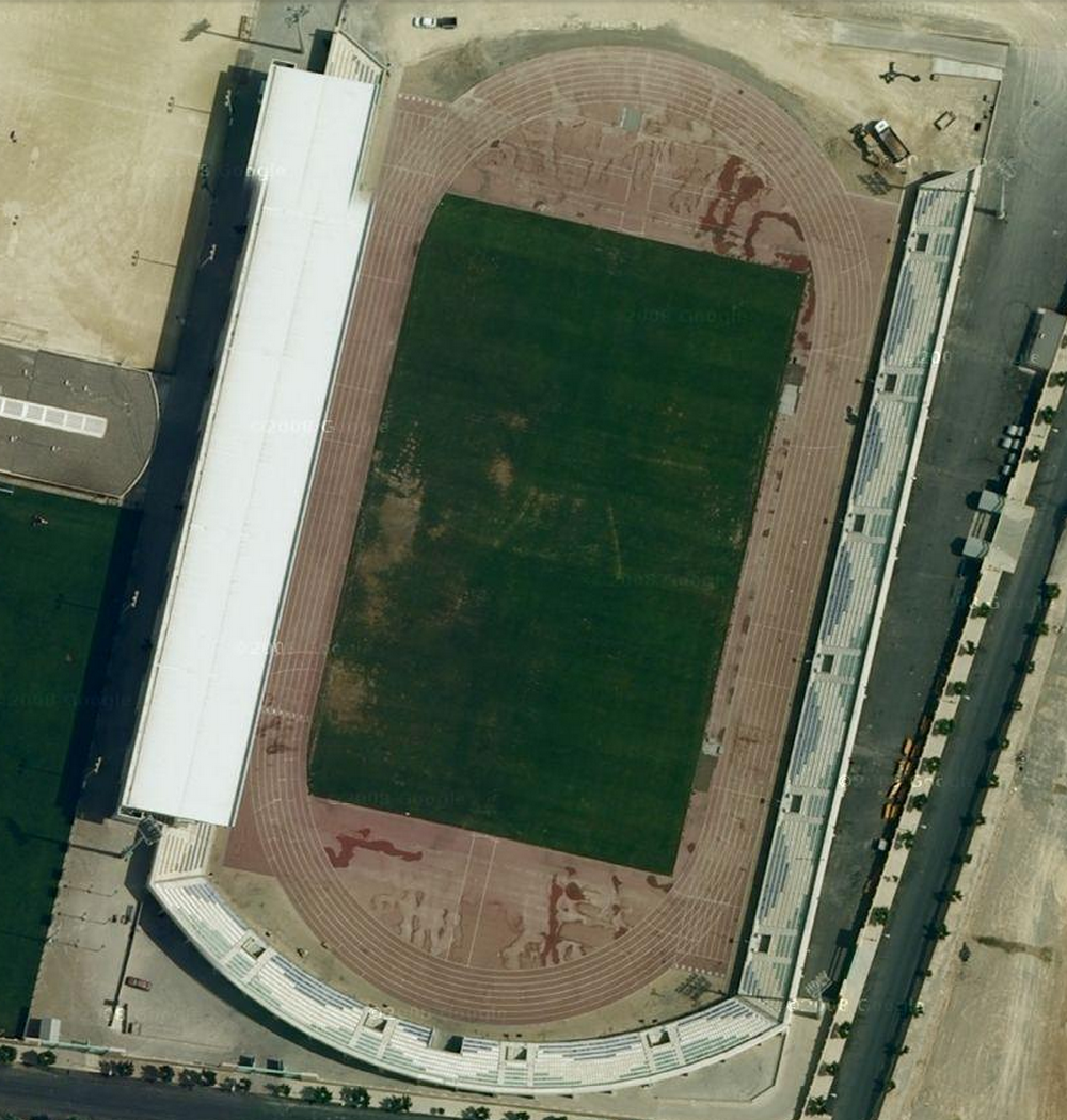 Estadio Municipal de Santo Domingo – El Ejido, Spain ...