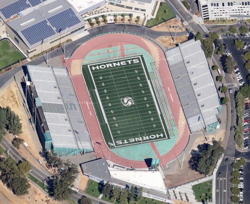 Hornet Stadium 2