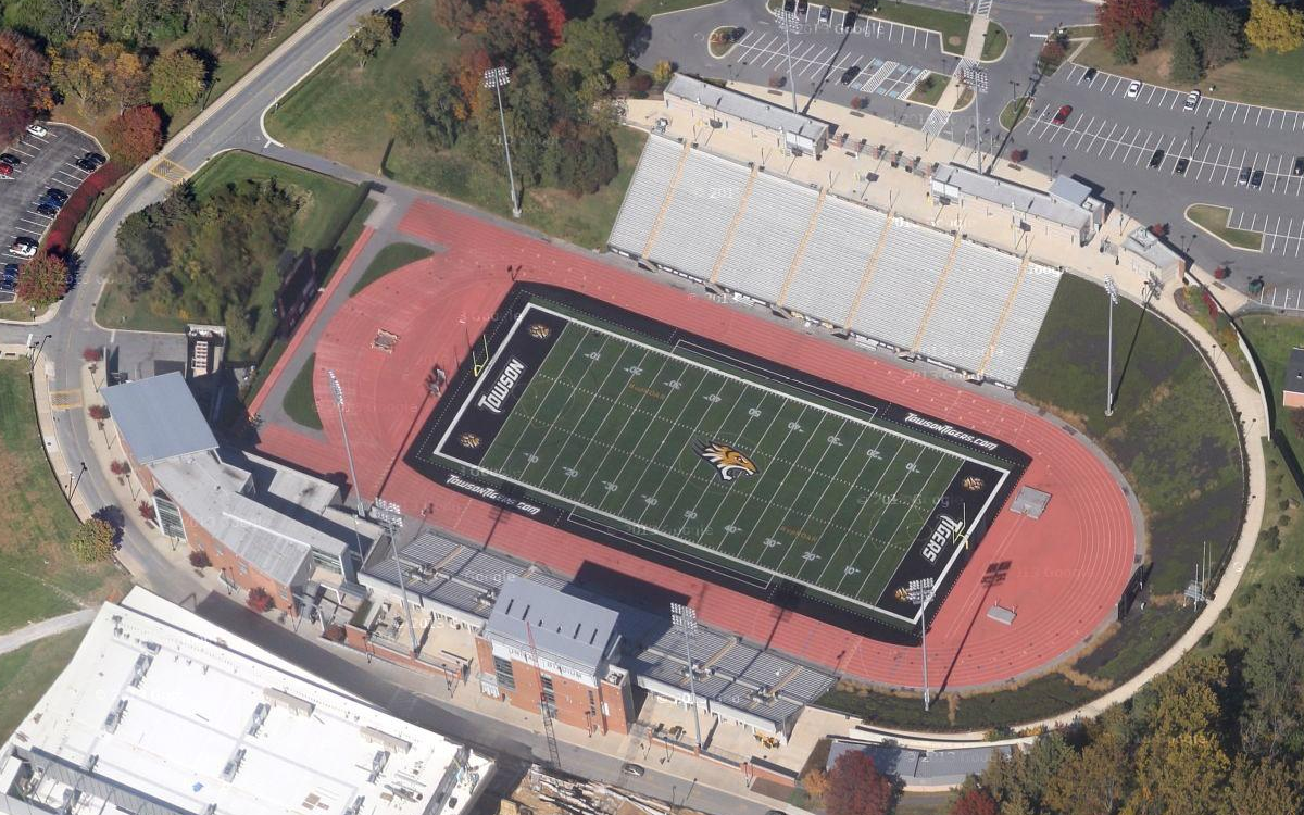 A Look Into The Stadiums Of The Colonial Athletic Association Caa