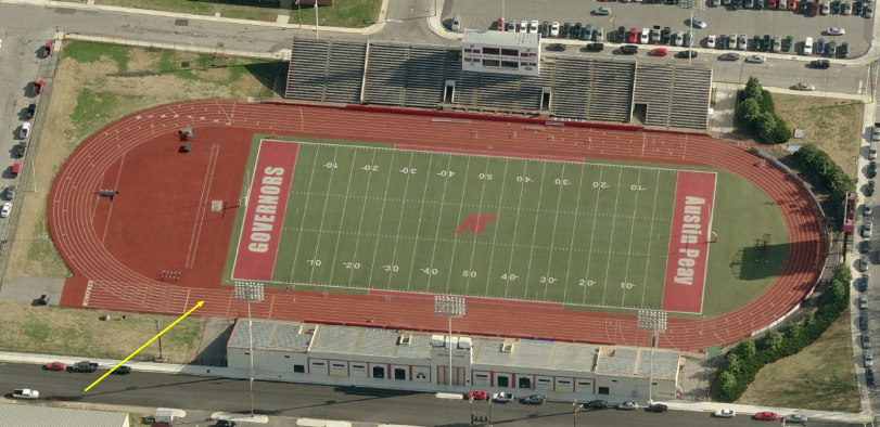 Governors Stadium