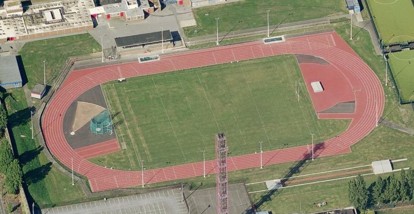 Linford Christie Track