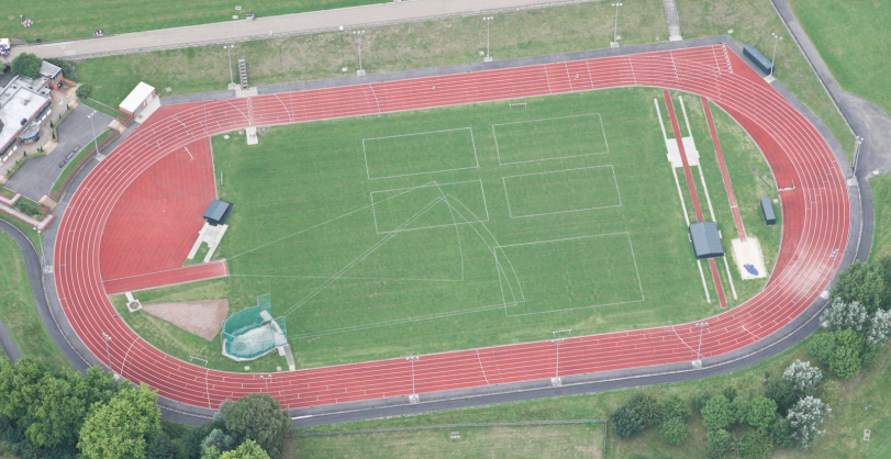 Parliament Hills Athletics Field