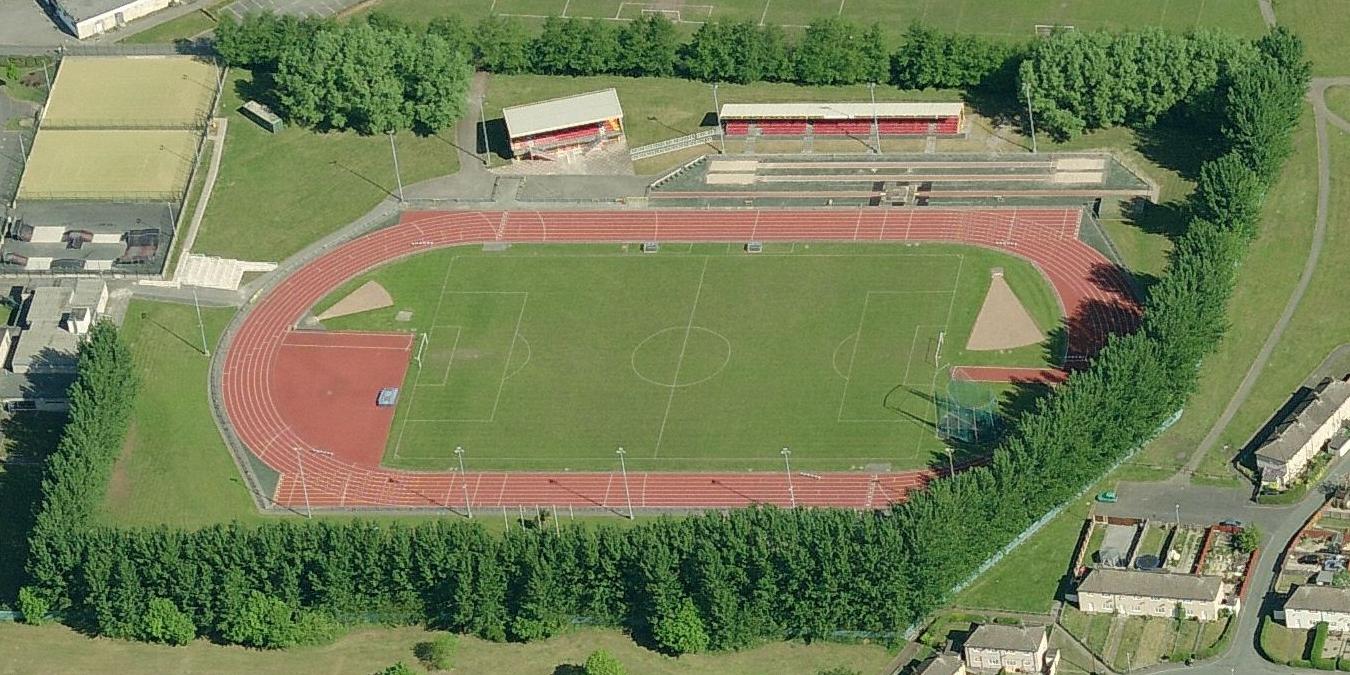 Wrexham United Kingdom  city images : Queensway Sports Complex – Wrexham, United Kingdom | Daily Track Pic