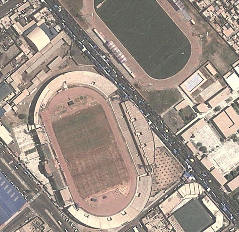 Estadio Jorge Basadre Grohmann