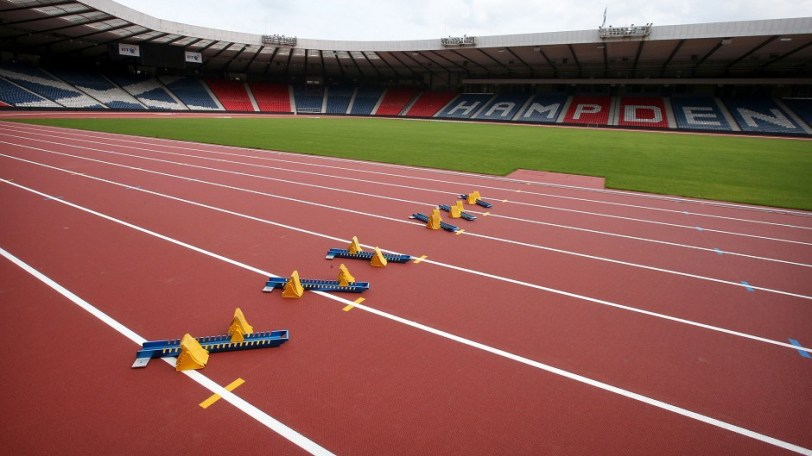 Athletics - 2014 Commonwealth Games - Scotland Team Photocall - Hampden Park