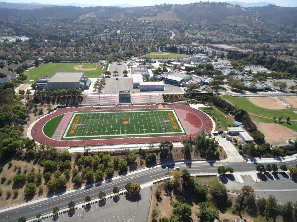 moorpark high school track meet