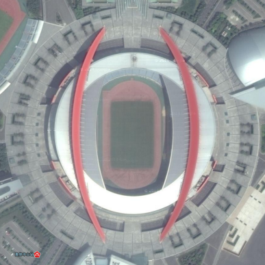 Nanjing Olympic Sports Centre Stadium