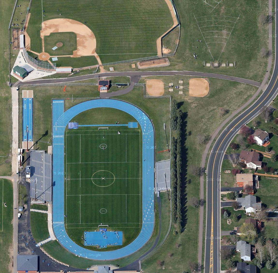 Eagan High School Track – Eagan, MN | Daily Track Pic