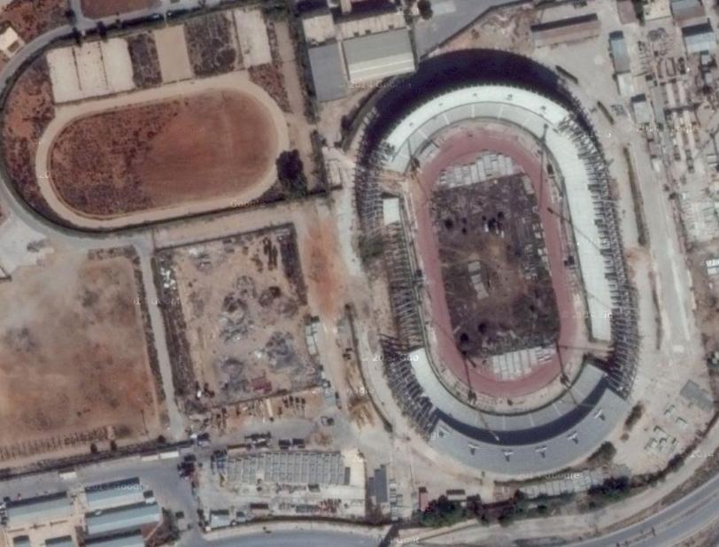 March 28 Stadium