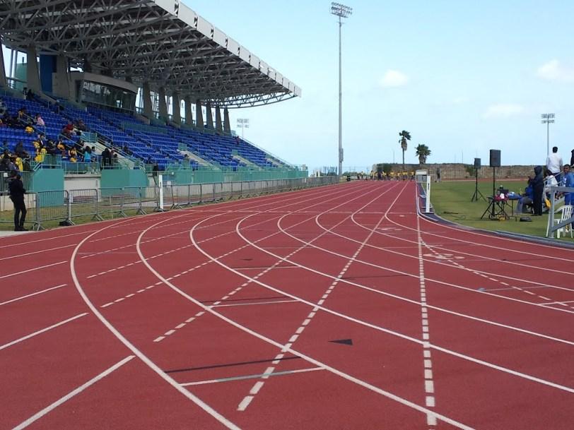 Bermuda track
