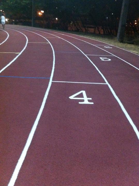 CAIC track