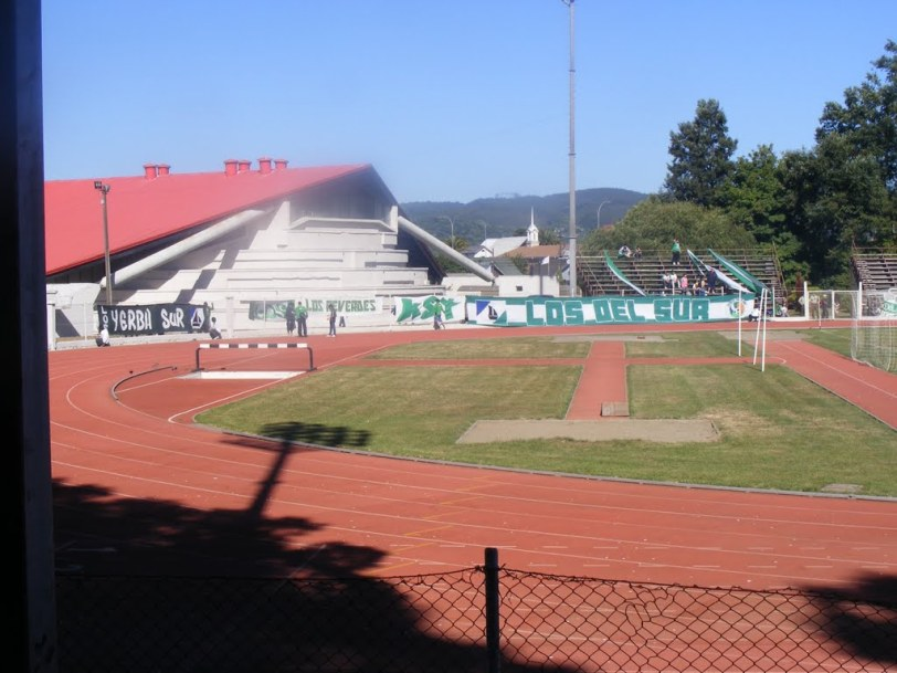 Estadio Parque Municipal track