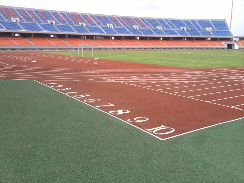 Estádio do Zimpeto track