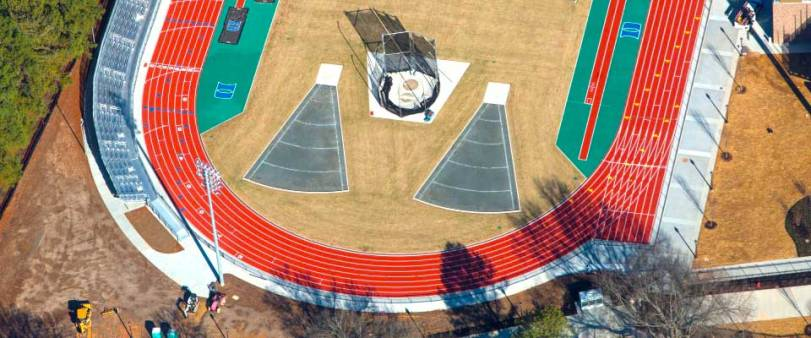 Morris Williams Track Stadium 2