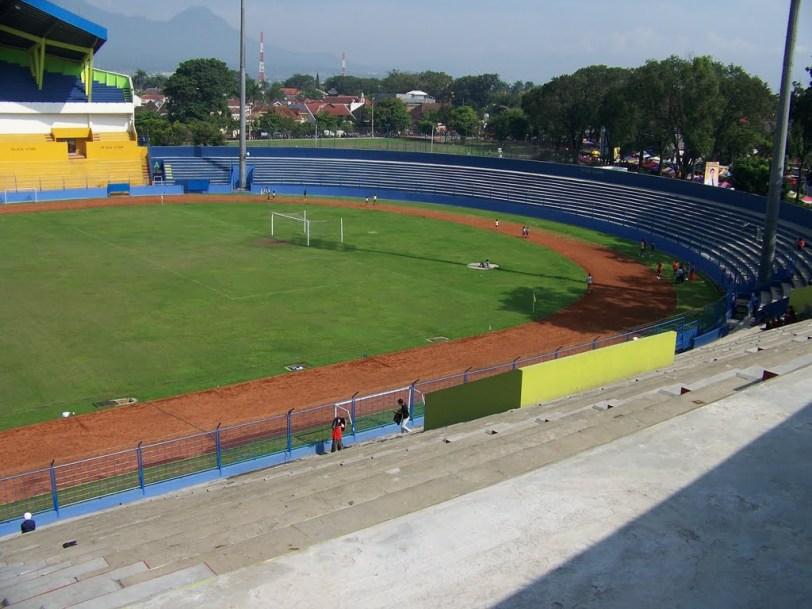 Stadion Gajayana track