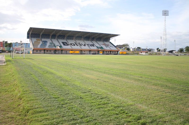 Villa Olimpica Ricardo Maya stadium