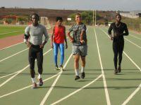 Cape Verde green track