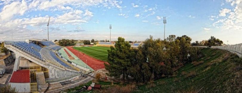 GSZ Stadium track