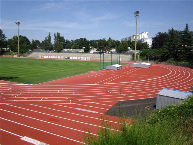 Stade de La Duchère Balmont track