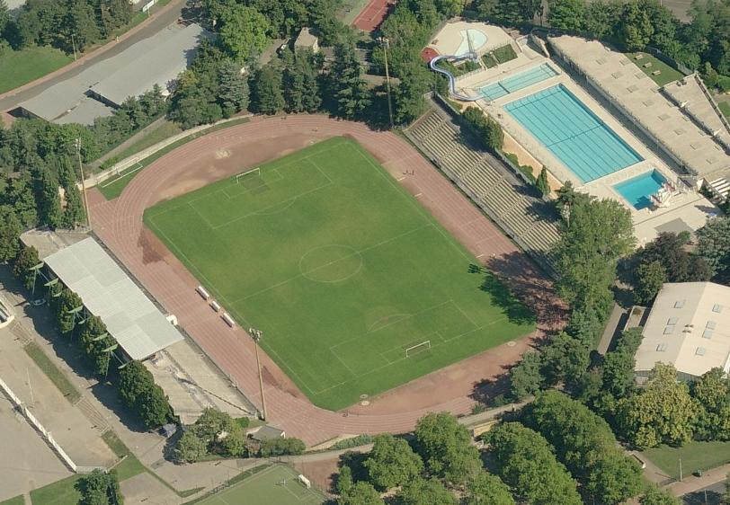Stade de La Duchère