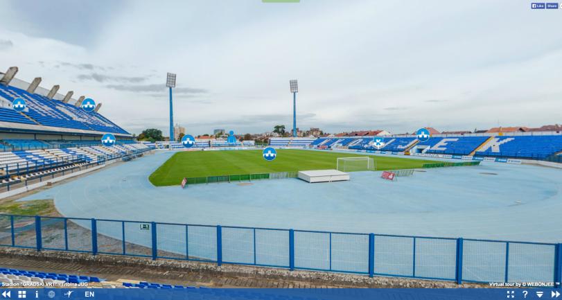STADION  GRADSKI VRT  OSIJEK