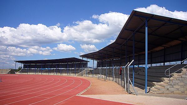 UofB track