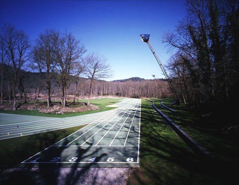 Estadio de Atletismo Tussols-Basil track 1