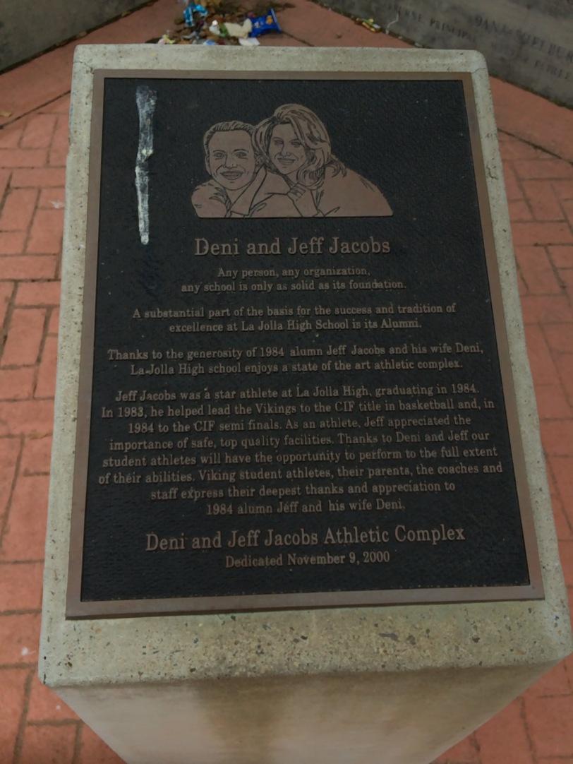 La Jolla High School 11