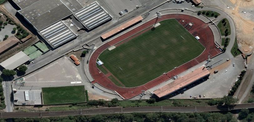 Stade Albert Domec